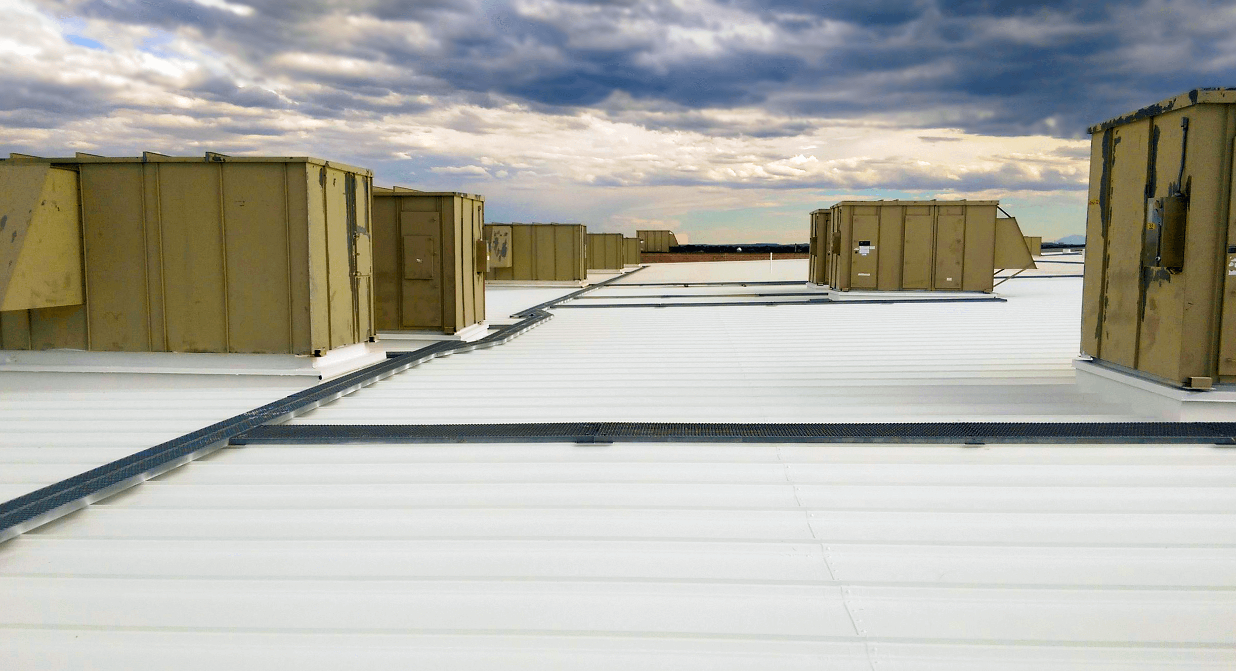 JR&CO - Roof Restoration Hero Image