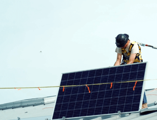 Services - Solar Installation