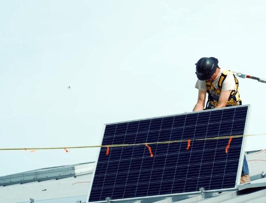 Services - Solar Installation