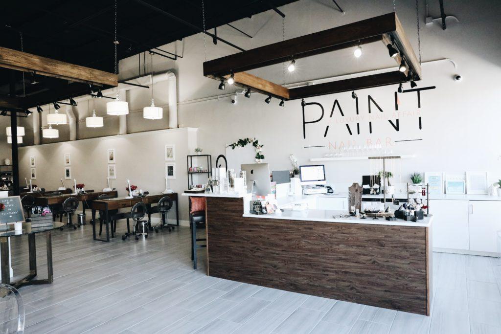 Paint Nail Bar 1