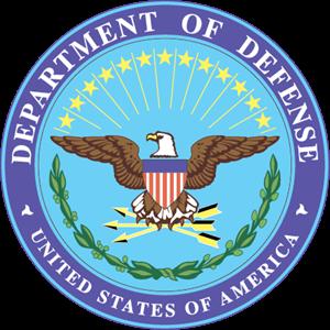 Department of Defense logo 9EA5D057BC seeklogo.com