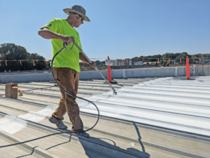 the importance of roof maintenance coatings
